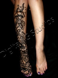 DigitalAG Studios | Henna Tattoos