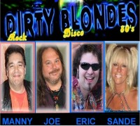 Dirty Blondes Band - Disco Band in Elizabeth, New Jersey