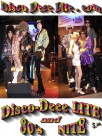 Disco DeeeLite & 80's Private-Eyes