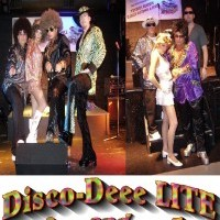 Disco DeeeLite & 80's Private-Eyes - 1980s Era Entertainment in Cleveland, Ohio