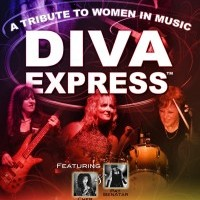 Diva Express - Pop Music Group in Newark, New Jersey