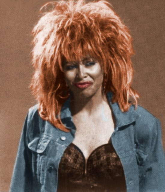 Tina Turner Press Shot