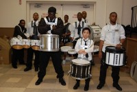 Divas & Gents Drill and Drum Squad - Drum / Percussion Show in Trenton, New Jersey