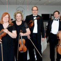 Divertimento String Quartet - Classical Music in Fairmont, West Virginia