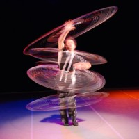 Amazing Acts, Entertainment and World Records - Aerialist in Del Rio, Texas