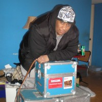 Dj Blakghost - Radio DJ in The Bronx, New York