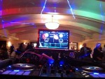DJ Freddy B live at a Fundraiser with United Way