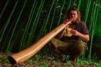 Djun Djetti - Didgeridoo Player in ,