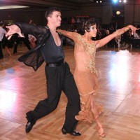 Dmitriy and Gabriela - Dance in Lexington, North Carolina
