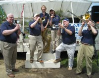 Doctor Dubious and the Agnostics - Dixieland Band in Crawfordsville, Indiana