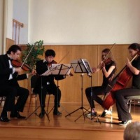 Dolce Canto - String Quartet in Pueblo, Colorado