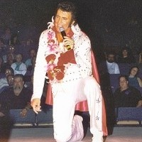 Don Anthony:  The Premier Elvis Entertainer - 1970s Era Entertainment in Newark, New Jersey