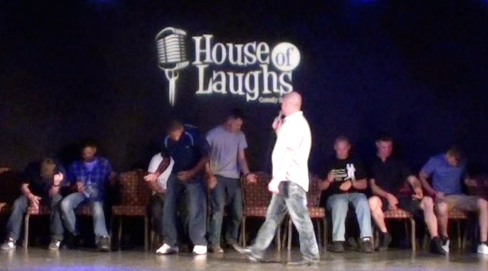 Comedy Hypnotist Don Barnhart At Comedy Clubs