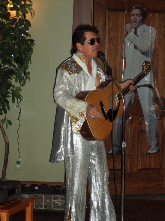 Don as Elvis