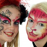 Doodle Art Studio, Las Vegas Facepainting - Body Painter in Paradise, Nevada