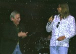 Performing with John Conlee