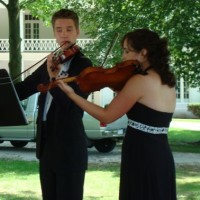 Double Play Violins - Wedding Band in Bloomington, Indiana