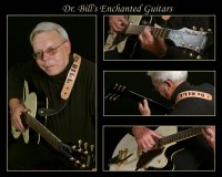 """Dr. Bill's Enchanted Guitars"""