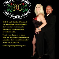 Dr D & Lady Candie First Couple of Hypnosis - Hypnotist in Layton, Utah