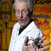 Dr. Insecta's Bug Lab - Interactive Performer in Evansville, Indiana