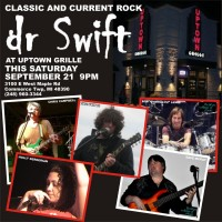 Dr. Swift Band - Pop Music in Warren, Michigan