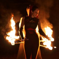 Draconik - Fire Performer in Manchester, New Hampshire