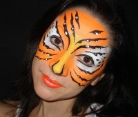 Dream Face Art - Temporary Tattoo Artist in Arlington, Virginia