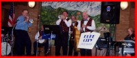 Duke City Jazz Band - Cajun Band in Santa Fe, New Mexico