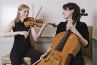 Duo d'Amore-string duos, trios and quartets - Cellist in Buffalo, New York