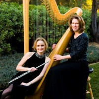 Duo Mystique, flute and harp - Harpist in Paradise, Nevada
