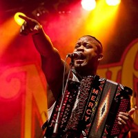 Dwayne Dopsie and The Zydeco Hellraisers - World Music in Gretna, Louisiana
