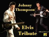 Elvis Tribute : Johnny Thompson - Elvis Impersonator in Henderson, Nevada