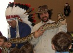 We perform our shows at many N.E. Ohio Boy Scout events