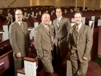 Eastmen Quartet - Choir in Wilmington, North Carolina