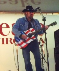 Ed Kellleher as Toby Keith