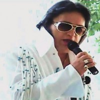 Edward Tillman - Elvis Impersonator in Carbondale, Illinois