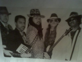 boogie  funk band