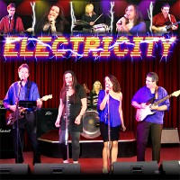 ELECTRICITY - Top Hits to Electrify Your Event! - Cover Band in Montebello, California