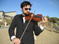 Elegant Violin Music - Violinist in Petaluma, California