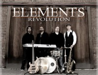 Elements Revolution - Wedding Band in Redlands, California