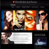 Elite Models And Events - Female Model / Venue in New York City, New York