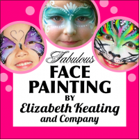 Face Painting by Elizabeth Keating & Company - Party Favors Company in West Mifflin, Pennsylvania