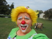 Ellie Mae the clown