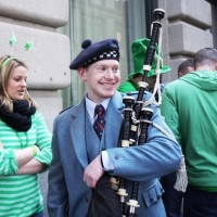 Elliot Smith, Professional Bagpiper - Celtic Music in Levis, Quebec