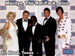 Mike, Marilyn Monroe & Rat Pack