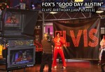 "Elvis' Birthday Performance on ""Good Day Austin"""