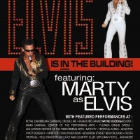 Elvis By Marty - 1950s Era Entertainment in Miami, Florida