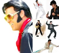 Elvis Impersonator Mason Riley - Tribute Artist in Dayton, Ohio