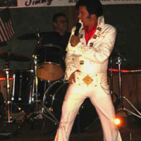 """Elvis is in the building!' with Jimmy D. - Impersonators in Aspen, Colorado"