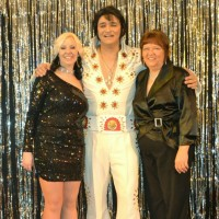 Elvis, Patsy Cline & Friends Tribute Show - Elvis Impersonator / Rockabilly Band in Stoughton, Wisconsin